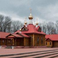 В монастыре :: Владимир Новиков