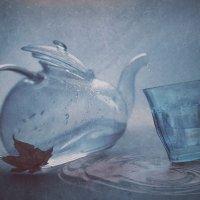 Завари мне, Осень, чай с дождем... :: Liliya
