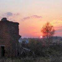 Приближение заката. :: Николай Ярёменко