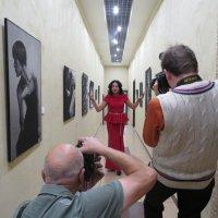 Фотографы на выставке :: ИРЭН@ .