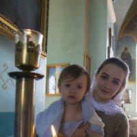Таинство крещения :: Алена Петренко