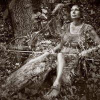 Духи леса :: Екатерина Рябинина