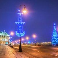 Новогодняя набережная :: Юлия Батурина