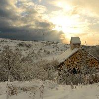 Снежный перевал :: Олег Гулли