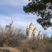 мамаев курган :: Alexander Varykhanov