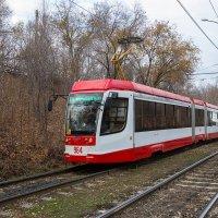 Самарский трамвай: вчера, сегодня, завтра. :: Олег Манаенков