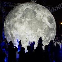 Дотронуться до Луны... :: tipchik