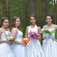Парад невест :: Юрий Карелин