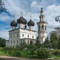 Храм Святого Николая во Владычной слободе :: Rabbit Photo