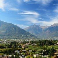 Альпийская долина :: Николай Танаев