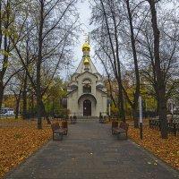 Иоанопредтеченская церковь :: Сергей Фомичев