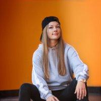 Спортивная девушка :: Darina Mozhelskaia
