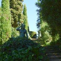 В Саду Святой Клотильды :: Natalia Harries