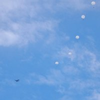 Прыжки с парашютом! :: Елена (Elena Fly) Хайдукова