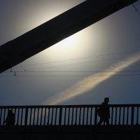 Вариации Крымский мост :: олег свирский
