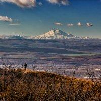 Осенний Кавказ :: Юрий Глаголистов