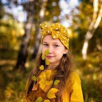 Девочка осень :: Ольга