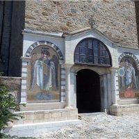Монастырь Дохиар, Афон :: ZNatasha -