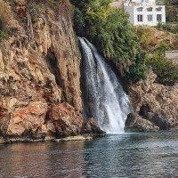 Дюденский водопад (Нижний Дюден) :: Nina Karyuk