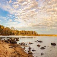 Осень — последняя, самая восхитительная улыбка года. (Уильям Каллен Брайант) :: Юлия Новикова