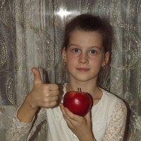 Ешьте фрукты это здорово! :: нина