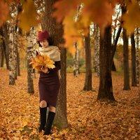 Золотая осень :: Наталья Костроменкова