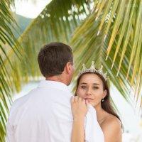 Свадьба в тропиках :: Ольга Фефелова