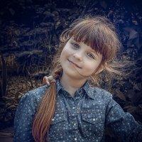 Юная художница :: Александр Бойко