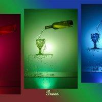 Проект RGB из цикла Основы бытия :: Сергей Волков