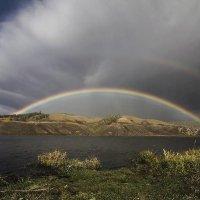 причуды осенней погоды. :: Владимир Пименов
