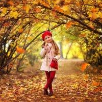 Осенние краски :: Елена Рябчевская