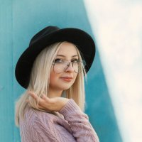 Стильная красотка :: Darina Mozhelskaia