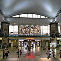 Железнодорожный вокзал Челябинска :: Leonid Rutov