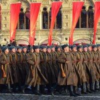 Торжественный марш :: Ирина Бирюкова