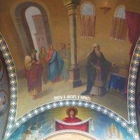 Притча о мытаре и фарисее в Никольском соборе :: Тамара Бедай