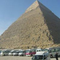пирамида фараона Хеопса :: tina kulikowa