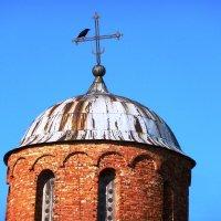 Ворон на кресте :: Ната57 Наталья Мамедова