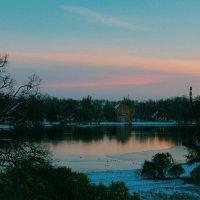 Закаты Екатерининского дворца :: Виктория
