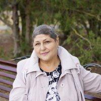 История одной женщины :: Наталия Сарана