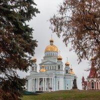 Храм Федора Ушакова :: Владимир Новиков