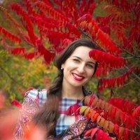Красна осень :: Ксения Черногорова