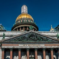 Исаакиевский собор, Санкт-Петербург :: Елена Кириллова