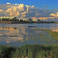 Далёкий и близкий мне город. :: Николай Масляев