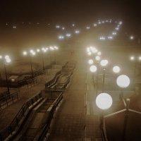 ....туманным   вечером.... :: Георгий Никонов