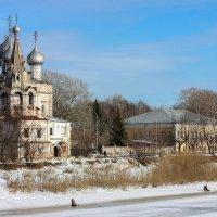 На Вологде реке :: Нина Кутина