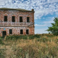 Дом купца Чукина в с. Аскулы :: Олег Архипов