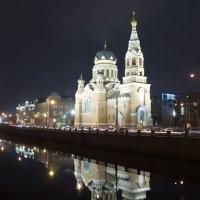 Храм Воскресения христова на Обводном канале   СПб :: Валентина Папилова