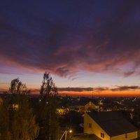 закат :: Петр Беляков