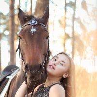Ария и Светлана :: Мария Кудрина