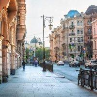Улица Пестеля :: Юлия Батурина
